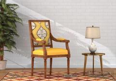 Wooden Arm Chairs For Sale In Uk At Woodenstreet