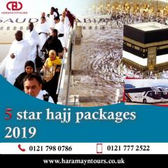 Hajj packages 2019
