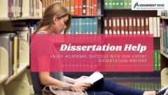 Are You Looking For Dissertation Help in UK