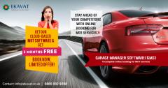 Car garage manager software - Garage booking diary