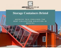 Best Place For Storage Containers In Bristol