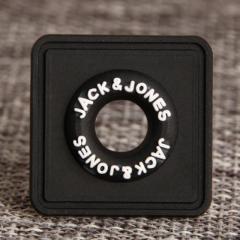 Custom 3D PVC patches  JACK JONES PVC Patches  GS-JJ.
