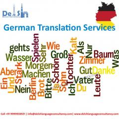 German Translation Services in India