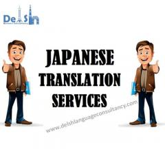 Japanese Translation Company in India