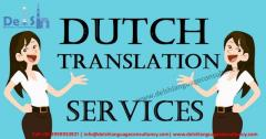 Dutch Translation Services in India