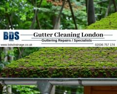 Gutter Cleaning Services In London  Guttering Repairs