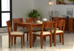 Greatest Sale On Dining Table Sets  Wooden Stree