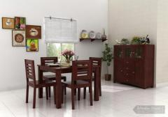 Enjoy Huge Discount On 4 Seater Dining Table In