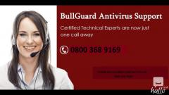 How to edit the user name and password on Bullguard acc