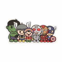 Inexpensive Stickers | Comic Hero Group Custom Stickers