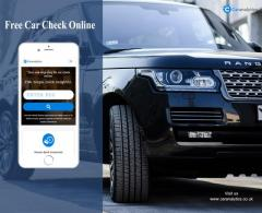 Get your number plate check online from Car Analytics