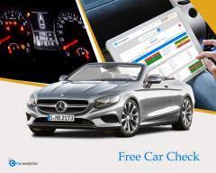 Get the used car details by performing check car
