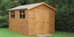 Best Grade British Crafted Timber Building Manufacturer