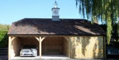 Best Timber Garage Manufacturer Serving since 100 years