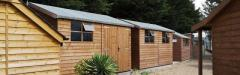 Large Wooden Sheds Made By Best British Craftsma