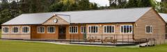 British Made Timber Pavilion Kits For Self Build