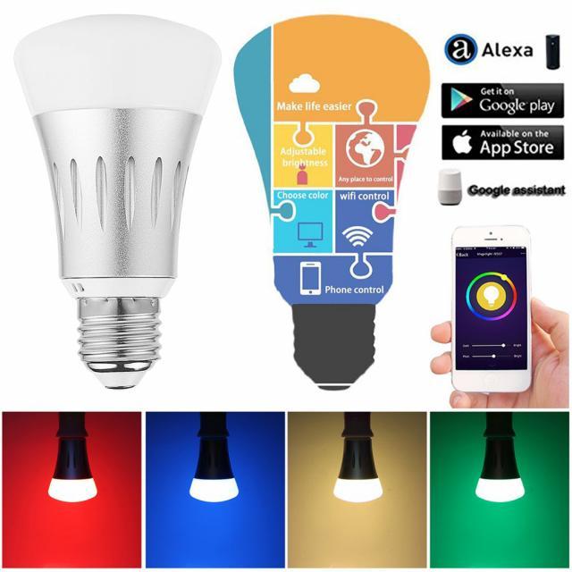 Sumaote RGB LED Strip Lights Free gift 4 Image