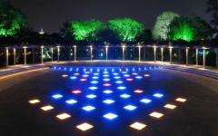 Sumaote Solar Path Torch Lights 96 LED Dancing Flame