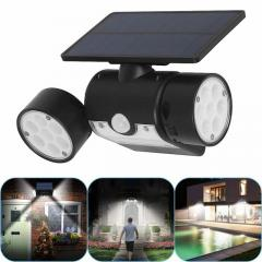 10 discount product Solar Motion Sensor Spotlights