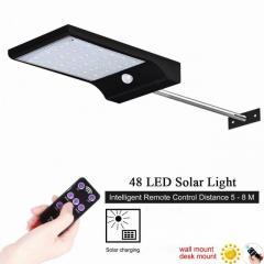 LED Solar Powered Lights Outdoor Motion Sensor Wireless