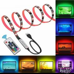 Led Strip Light For Tv, 2M6.56Ft Rgb Tv Backligh