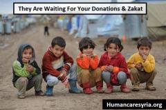 UK Non Profitable Charity Waiting For Your Donation