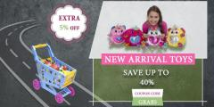 Kids Toys & Beauty Facial Kits Up To 40 Off May Sale