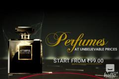 Perfume and Fragrance Monsoon Sale 2019 Extra 5 Off