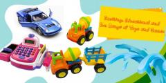 Up To 70  Extra 5 Off On Kids Toys Offer  Techha