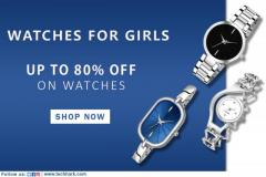 Hurry Up to 80 off on Womens Watches Techhark Offer