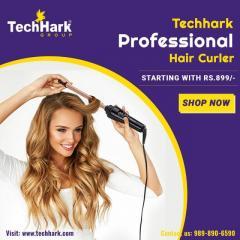 Techhark Professional Hair Curler
