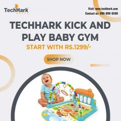 Techhark Kick And Play Baby Gym