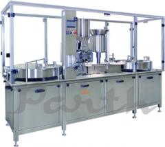 Injectable Powder Filling Machine Exporter