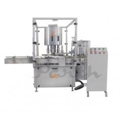 Filling Labeling And Capping Machines - Parth En