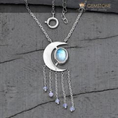 Moonstone Necklaces - Magic Moon - GSJ