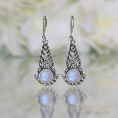 Moonstone Earring - Fond Desire - GSJ