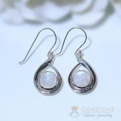 Moonstone Earring - Valeria - GSJ