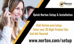 Norton Setup Product Key