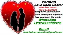 Powerful Voodoo Love Spells Caster