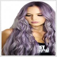 Purple Hair Dye Violet Permanent Purple Mauve Color