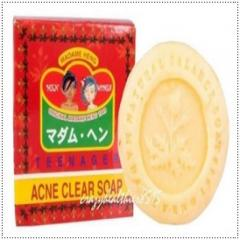 Acne Clear Soap for Teenagers  with Tea Tree Oil Campho