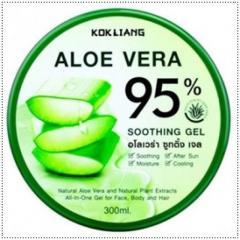 After Sun Care Soothing Aloe Vera Gel Sunburn Relief