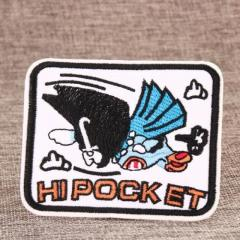 Hipocket Custom Name Patches