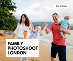 Family Photoshoot London By Eno Enefiok