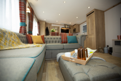 Luxurious ABI Woodland Retreat Holiday Home New Forest