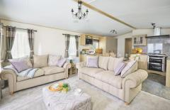 Luxurious Caravan Abi Beaumont In The New Forest