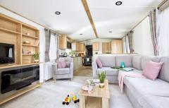 Static Caravan in The NEW FOREST at Sandy Balls Village