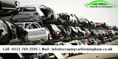Scrap My Car Birmingham Online Quote