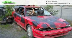 Car Scrap Yard  Birmingham
