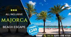All-Inclusive Majorca Beach Escape  Save Upto 45percent